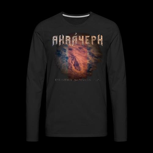 desert songs ep shirt png - Men's Premium Longsleeve Shirt