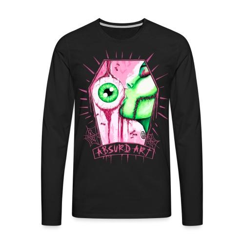 Eye Candy, by Absurd ART - Männer Premium Langarmshirt