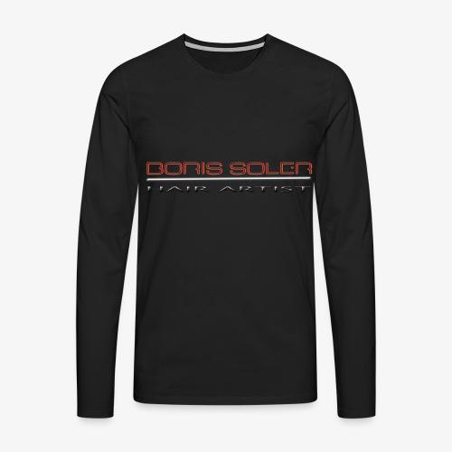 boris soler hair artist 2 - Men's Premium Longsleeve Shirt