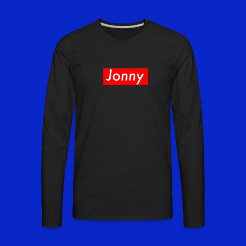 Jonny - Men's Premium Longsleeve Shirt