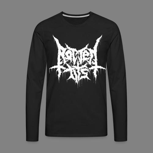 rt1000ppiroiske3valk - Miesten premium pitkähihainen t-paita