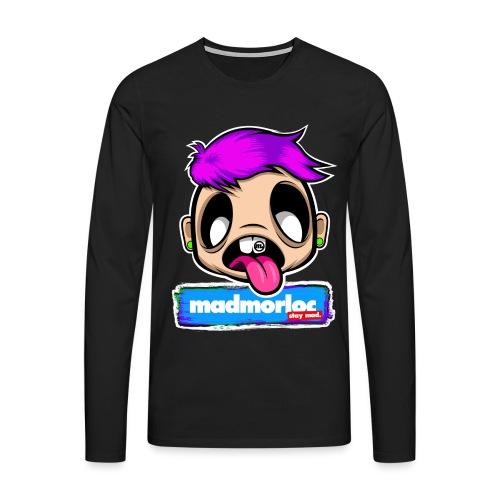 Mad Morloc - Men's Premium Longsleeve Shirt