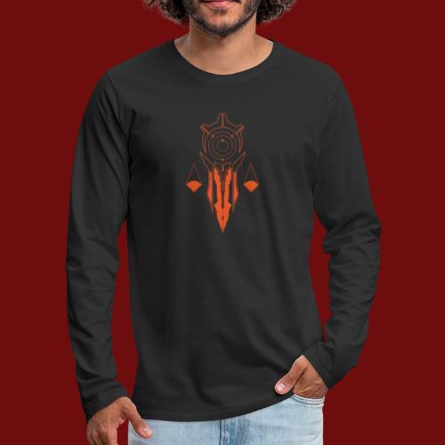Praetorate - Large Back - Men's Premium Longsleeve Shirt