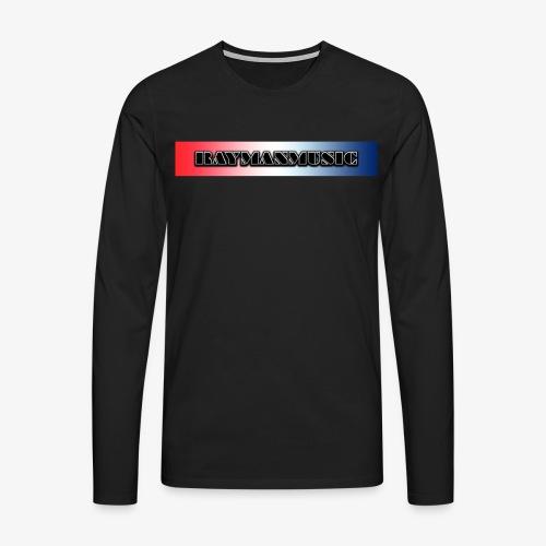 Rayman Exclusive Banner - Premium langermet T-skjorte for menn