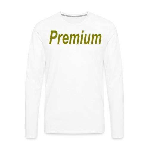 Premium - Men's Premium Longsleeve Shirt