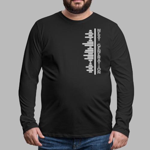 Liners logo - Men's Premium Longsleeve Shirt
