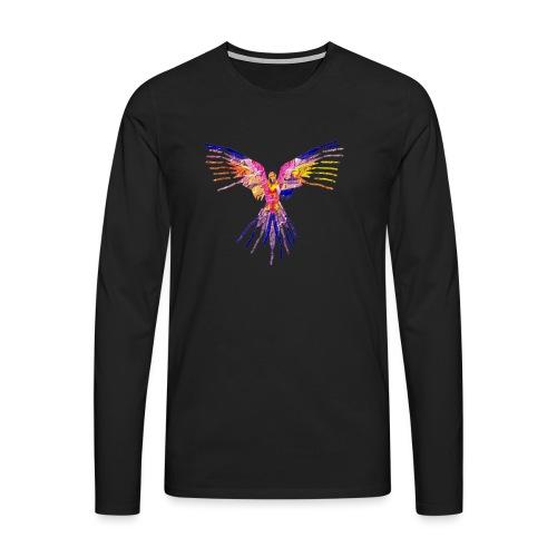 K.A Shirts - Herre premium T-shirt med lange ærmer