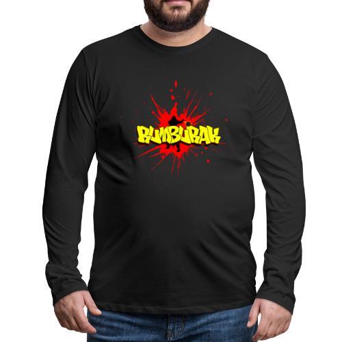 Rumburak - Männer Premium Langarmshirt