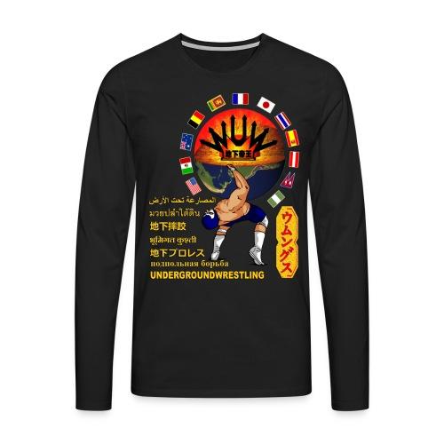 wuw suplex2017 - Männer Premium Langarmshirt