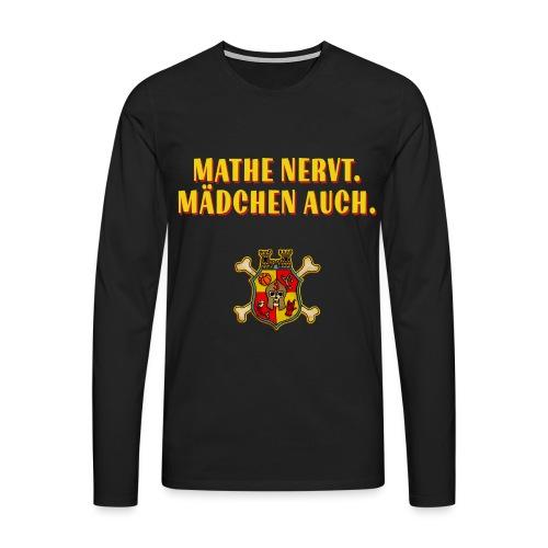 Wappen - Männer Premium Langarmshirt