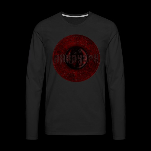 end ii shirt base png - Men's Premium Longsleeve Shirt