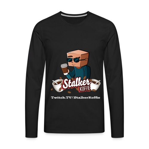SK twitch2 png - Men's Premium Longsleeve Shirt