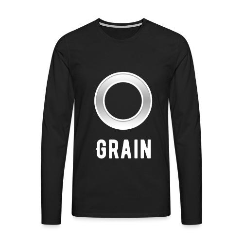 TShirt png - Männer Premium Langarmshirt