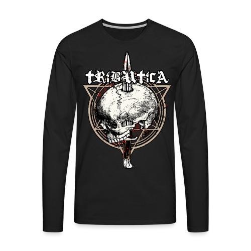 Death Attack by BY TRIBUTICA® - Männer Premium Langarmshirt
