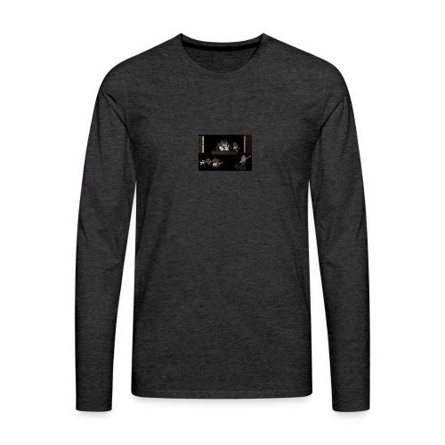 Rock_Stars_on_Stage_NEW - Men's Premium Longsleeve Shirt
