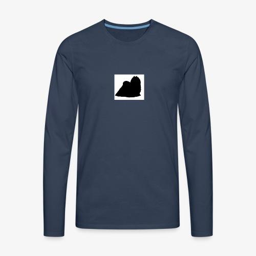 Maltese - Men's Premium Longsleeve Shirt