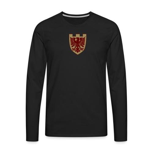 tremoniawappen6 - Männer Premium Langarmshirt