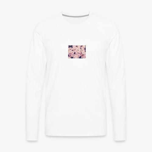 Roses - Men's Premium Longsleeve Shirt