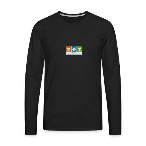 IMG 3596 - Herre premium T-shirt med lange ærmer