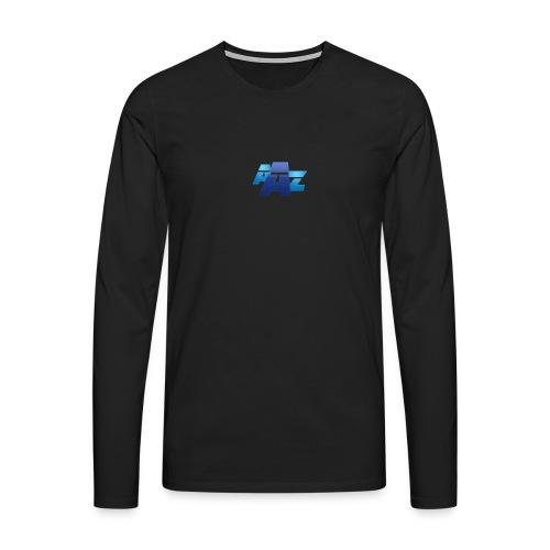 AAZ Solution - T-shirt manches longues Premium Homme