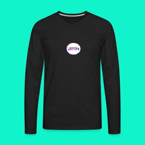 sport - Mannen Premium shirt met lange mouwen