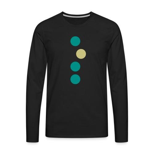 dotline - Männer Premium Langarmshirt