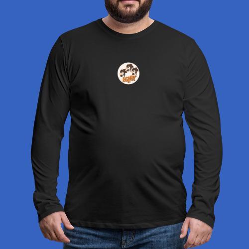 Broiler Buffet - Männer Premium Langarmshirt