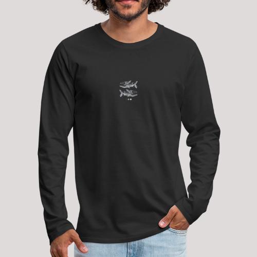 Fish05 - Men's Premium Longsleeve Shirt