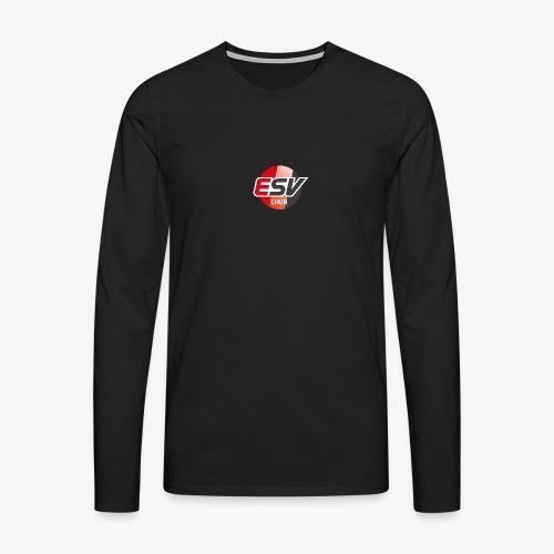 ESV Chur - Männer Premium Langarmshirt