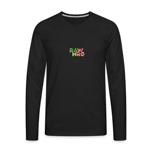 Artboard 1 copy 3 4x - Men's Premium Longsleeve Shirt
