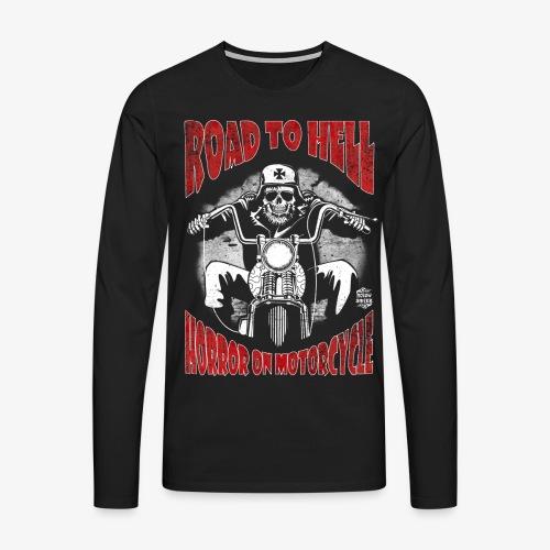RoadToHellTshirtC - Camiseta de manga larga premium hombre