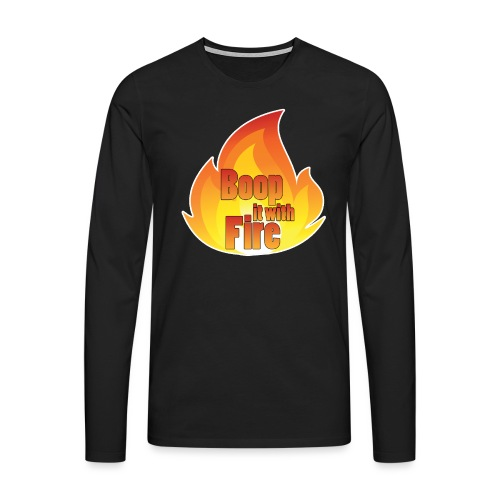 boop - Men's Premium Longsleeve Shirt