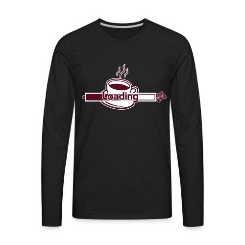 loading - Männer Premium Langarmshirt