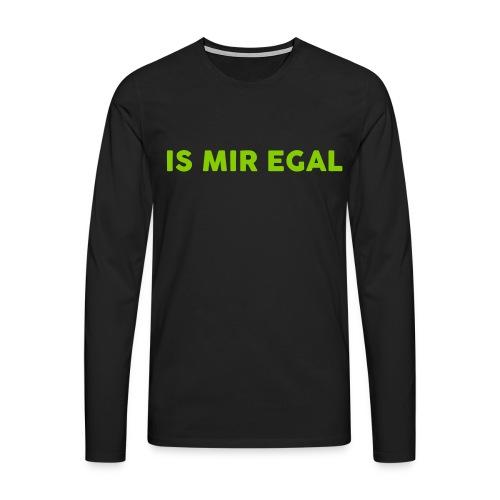 ismiregal - Männer Premium Langarmshirt