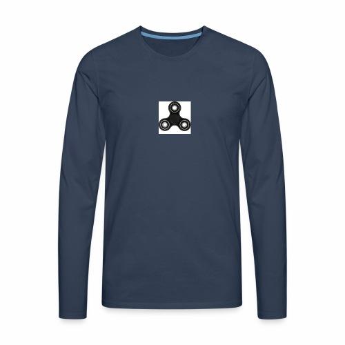 SPINNERIJONNEN UNELMA!!!!!!!!!!!!!! - Miesten premium pitkähihainen t-paita