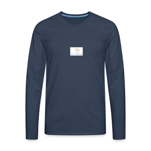 GADGET RADIO GIARRATAnNA - Maglietta Premium a manica lunga da uomo