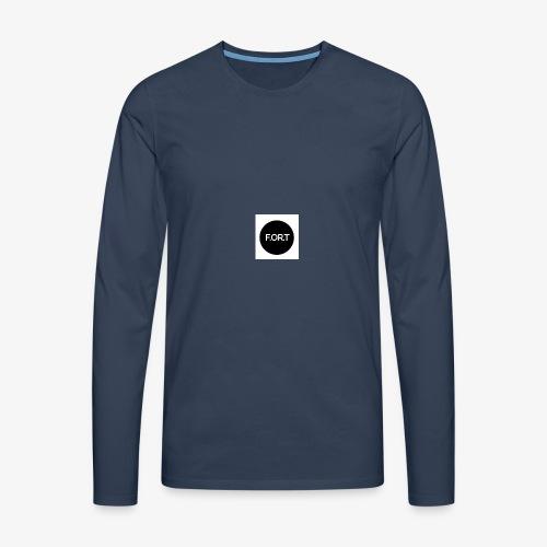 FAST - Men's Premium Longsleeve Shirt