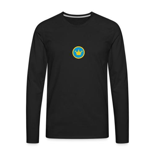 foursquare supermayor - Camiseta de manga larga premium hombre
