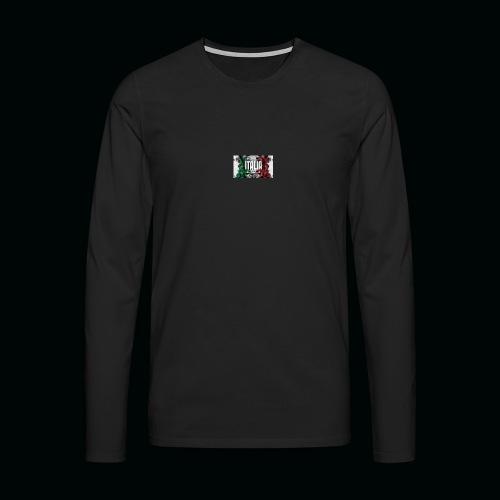 hardcore1 - T-shirt manches longues Premium Homme