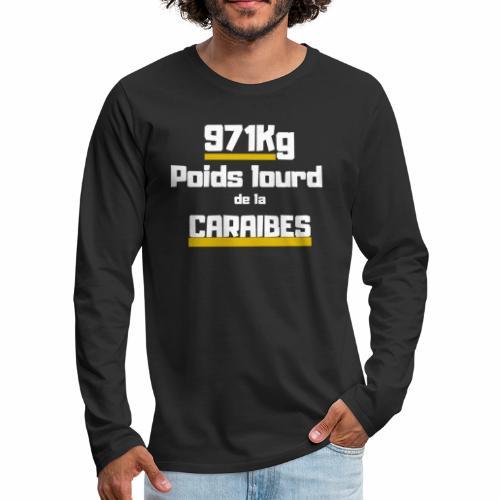 971kg - T-shirt manches longues Premium Homme