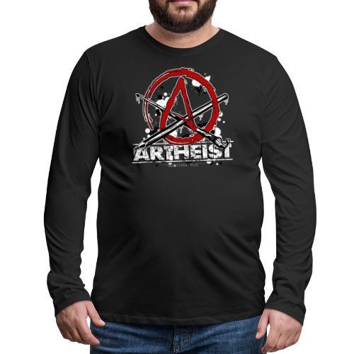 Artheist - Männer Premium Langarmshirt