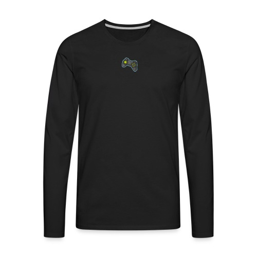 Game Controller png - Men's Premium Longsleeve Shirt