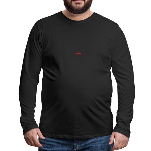 Rdamage - T-shirt manches longues Premium Homme