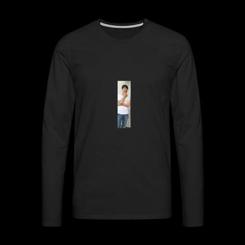 JACOB MCKAY LIMITED STOCK LONG SLEEVE. - Men's Premium Longsleeve Shirt