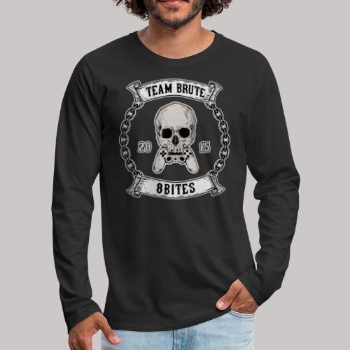 8 Bites MC - Men's Premium Longsleeve Shirt
