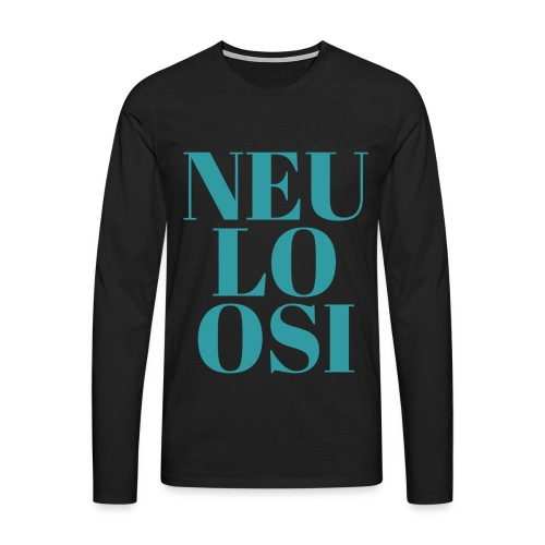 Neuloosi - Men's Premium Longsleeve Shirt