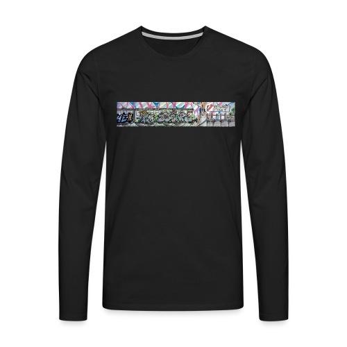 Pye and Fek No Escape - Men's Premium Longsleeve Shirt