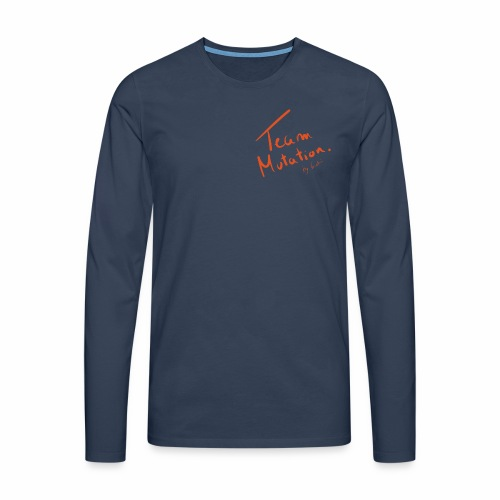 Team Mutation Scribe - T-shirt manches longues Premium Homme