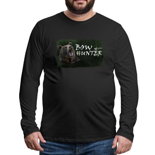 Bowhunter - Männer Premium Langarmshirt