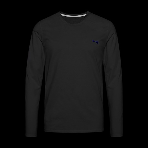 logo azr - T-shirt manches longues Premium Homme